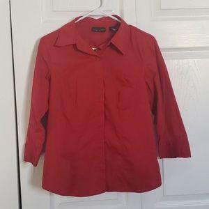 Apostrophe Button Down Dress Shirt